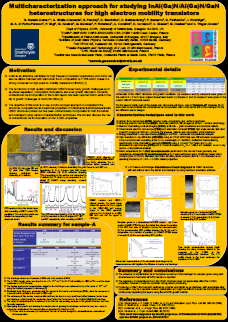 Multicharacterisation approach NK poster